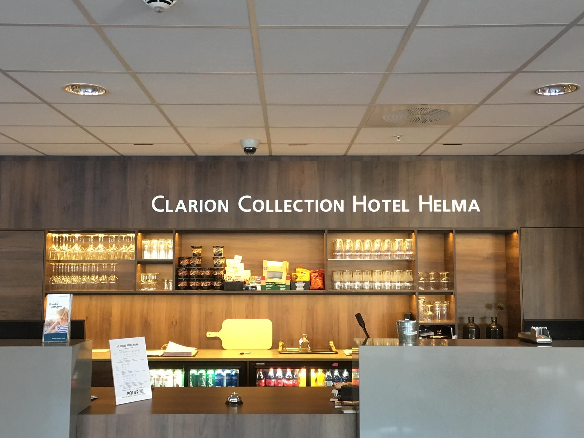 Fylkesårsmøtet på Helma hotell Mo I Rana